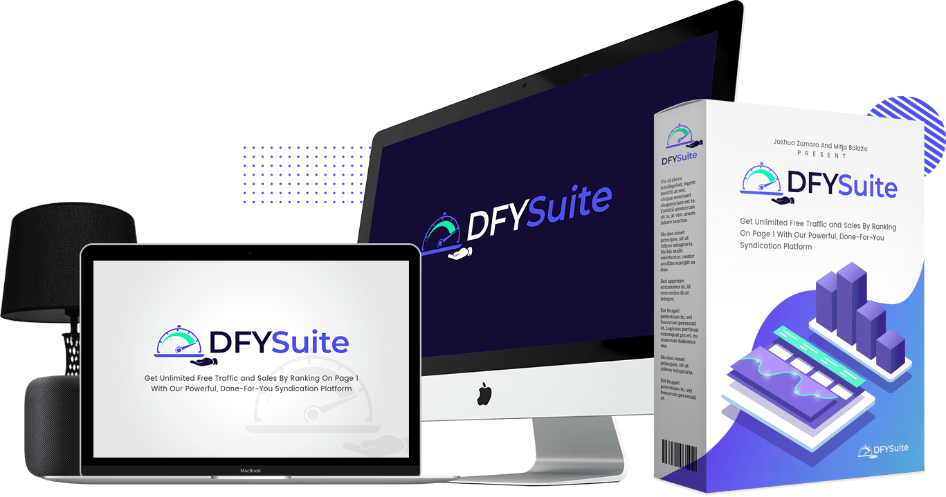 DFY Suite Agency Review - Why should you buy it? 1