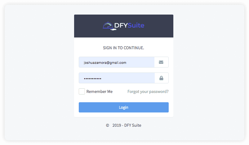 DFY Suite Agency Review